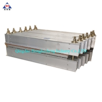 Buy cheap ALMEX Rubber Conveyor Belt Splicing Joint Hot Vulcanizing Press Machine 2000MM from wholesalers