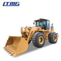 Buy cheap 3100mm Dumping Height Front End Wheel Loader Small Wheel Loader With Pilot Control from wholesalers