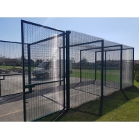 Buy cheap Pvc Coated Mesh 358 3.5mm Anti Climb Security Fencing from wholesalers