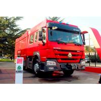 Buy cheap Sinotruk Howo 4x2 6m3 Fire Fighting Truck With Foam Water Tank from wholesalers