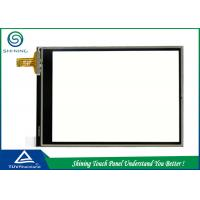 Four Wire Capacitive And Resistive Touch Screen 3H Surface Hardness