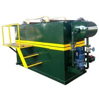 Buy cheap Oil / Chemical Daf Waste Water Treatment Equipment Fully Automatic Easy To Control from wholesalers