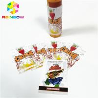 Buy cheap Colorful Printed PVC PET Shrink Sleeve Labels Glass Bottle Cup Tube Labels Sticker from wholesalers