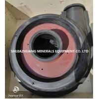 Buy cheap Inner Rubber Liners for Rubber Slurry Pumps Impellers Cover Plate Liners Frame Plate Liners from wholesalers