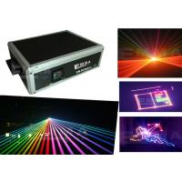 Buy cheap 3w laser Projector RGY DJ Disco Light effect Stage Xmas Party Laser Lighting Show from wholesalers