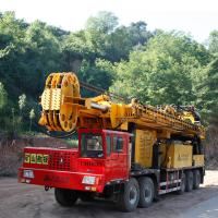 Buy cheap CMD100 CBM Drilling Rig For Water Well Drilling / Mine Rescue Drilling from wholesalers