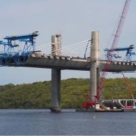Buy cheap 450t bridge u beam construction segment lifter machine from wholesalers