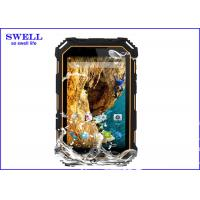 China NFC Huge Rock Android Quad Core Rugged Tablet IP68 Industrial Grade Tablet on sale