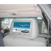 Buy cheap Indoor 7 inch  taxi headrest advertising 1024*600 Resolution from wholesalers