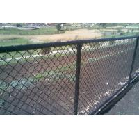 Buy cheap chain link panels Wire Mesh Fence 1.2m high x 15m long 3.5mm Cyclone Link from wholesalers