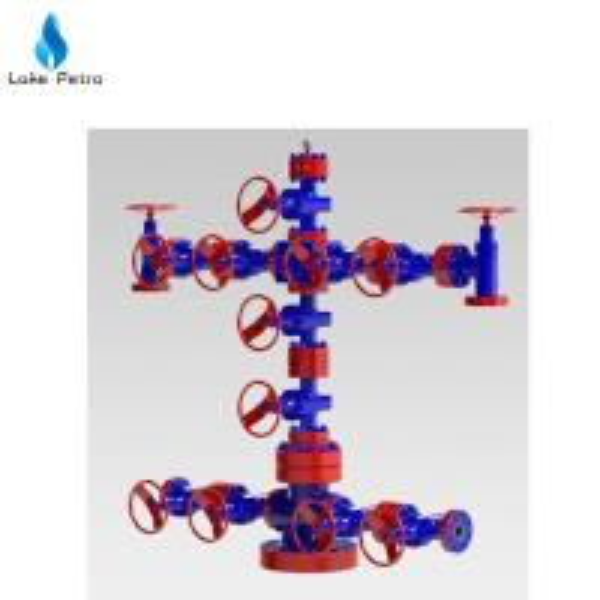 Quality API 6A Standard Oilfield X-Tree/oil wellhead Christmas tree for sale