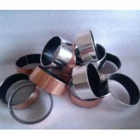 Buy cheap Copper Gery Composite Bushing Stainless Steel Plus Good Sliding Properties from wholesalers