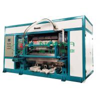 Wholesale Paper Egg Tray Manufacturing Machine with Heating Oven High Speed 4000PCS / H from china suppliers