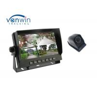 Buy cheap Security 360 Degree TFT Car Monitor , 7 Inch Screen Car Video Monitors SD Card Storage from wholesalers