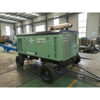 Buy cheap 1.7Mpa 18m³/Min Diesel Screw Air Compressor For Deep Well 220HP from wholesalers