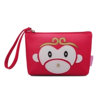 Buy cheap Funny Animal Travel Small PU Leather Toiletry Bag from wholesalers