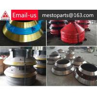 Buy cheap superior crusher liners from wholesalers