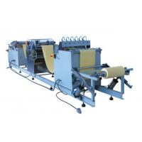 Automatic Air Filter Rotary Pleating Machine with Six Pairs Rollers