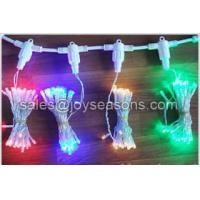 Buy cheap led curtain christmas lights from wholesalers