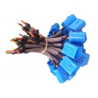 Buy cheap Stranded Tinned Copper Wire Harness Assembly 10V - 30V For OBD Diagnostic System from wholesalers