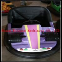 Buy cheap 5% promotion outdoor Amusement Park Kids Battery Bumper Car For Kids Play from wholesalers
