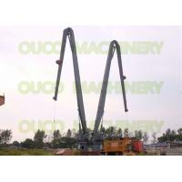 Buy cheap High Flexibility Offshore Knuckle Boom Crane Durable Low Power Consumption from wholesalers