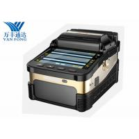Buy cheap 6s Fast Splicing Optical Splicing Machine AI - 8 Fusion Splicer 7800mAh 5 Inch product