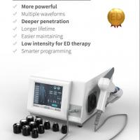 Buy cheap Hot Sale Air Pressure Shock Wave Pain Relief Physical Therapy Equipment Air Pressure Therapy Machine from wholesalers