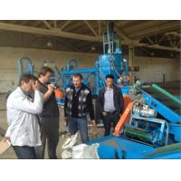 Buy cheap Water Cooling Tyre Recycling Machine Crumb Rubber Wearing Resistance from wholesalers