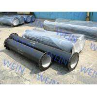 Wholesale K9 Class Weld Flanged Ductile Iron Pipe Structure Round For Water Supply from china suppliers