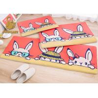 Buy cheap Eco friendly Tear Resistant Safe Cartoon Character Rugs For Children from wholesalers