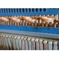 Buy cheap Concrete Wire Mesh Grid Welding Machine , Anti - Cracking Wire Netting Machine from wholesalers