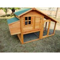 Buy cheap Wooden Chicken House from wholesalers