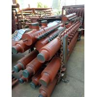 Buy cheap Industrial Steam Boiler Manifold Headers , CFB Boiler Header With Longitudinal Welded Pipe from wholesalers