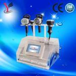Buy cheap 1MHz Ultrasonic cavitation RF Tender skin Beauty machine rf slimming machine from wholesalers