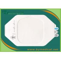 Buy cheap Medical IV Clear PU Film Surgical Dressing , Semi Permeable Dressing Waterproof from wholesalers