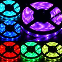 Buy cheap LED Strip Light RGB Waterproof 5050 150/300LEDs with 24/44keys Remote Controller from wholesalers