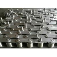 Wholesale Precision Toleranced Roller Conveyor Chain Stainless Steel Alkali Resistant from china suppliers
