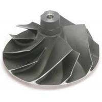 Buy cheap Billet Turbine Compressor Wheel Fast Delivery High Durability Corrosion product