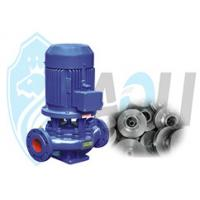 Buy cheap Removable Vertical Inline Centrifugal Pump , Single Stage Hydraulic Pump from wholesalers