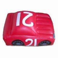 Buy cheap Inflatable Car with 0.2mm PVC Thickness, Sized 24 x 16-inch and 26 x 18 x 13-inch product