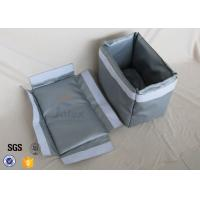 Buy cheap 25mm Thermal Insulation Covers , Good Heat Insulator Materials JT8430TIJ-30 Gray Color from wholesalers