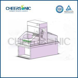 China 220v Ultrasonic Food Cutter / Food Slicer Machine UFM6000 For Cake , Bread , Pizza on sale