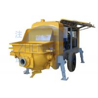 Buy cheap Mobile Cement Mixer And Pump Portable Main Oil Pump Concrete Pump Mixer from wholesalers