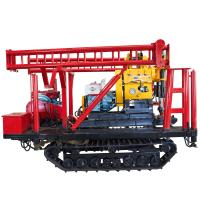 Buy cheap Multifunctional Crawler Mounted Water Well Drilling Rig SNR400C For Engineering Construction from wholesalers