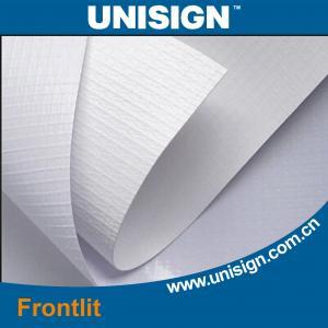 13oz Hot Laminated PVC Flex Banner for large format digital printing