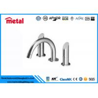 Buy cheap Long Seamless Stainless Tube , U Bent Stainless Steel Exhaust Pipe Customized Size from wholesalers