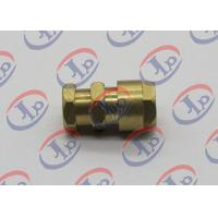 Buy cheap Durable Bicycle Brass Hex Head Nuts CNC Turning And Milling Process product