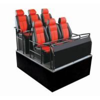 Buy cheap Motion Simulator Cinema Seat for 4d 5d 6d Xd Theater from wholesalers