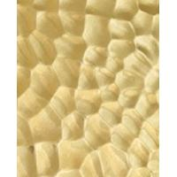 Buy cheap Foshan Manufacturer Water Ripple Pattern Mirrror Golden Color Sheets For Wall Panel Ceiling Decoration from wholesalers